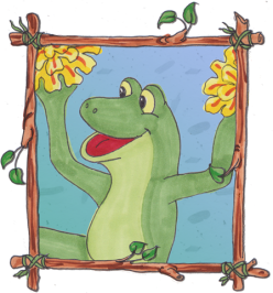 Filbert Frog