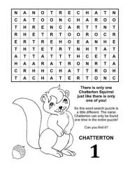 word search CS