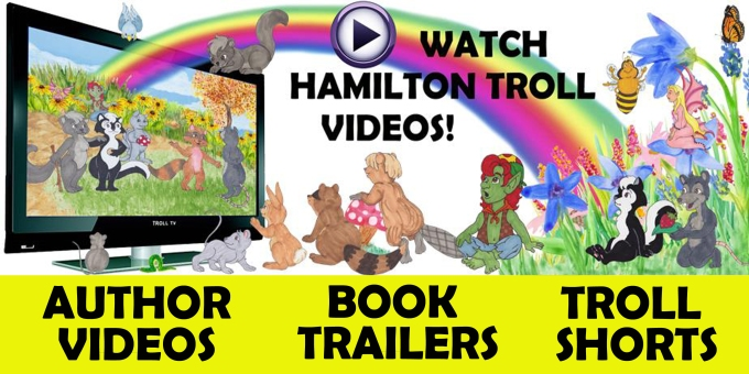 hamilton troll books kathleen j shields author